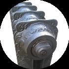 Varnish cast iron - VALMOUR