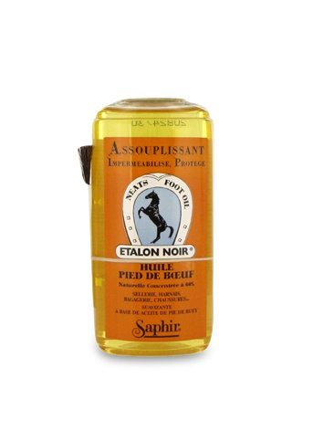 Softener ETALON NOIR with Genuine Neats Foot Oil