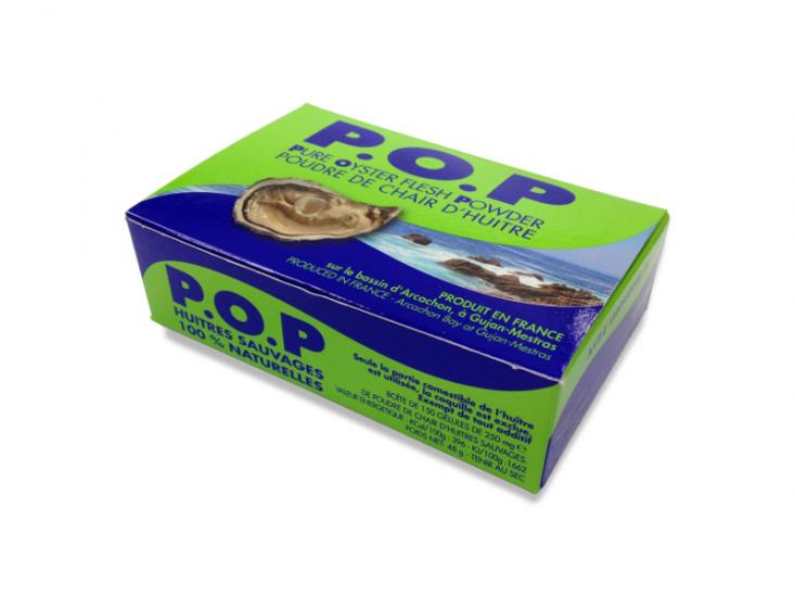 POP  Portuguese Oyster Powder 150 Capsules