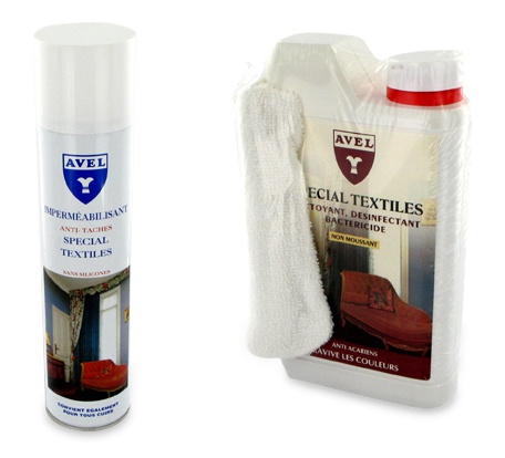 Textile Care & Protection Kit