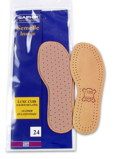 Leather Insoles for Children