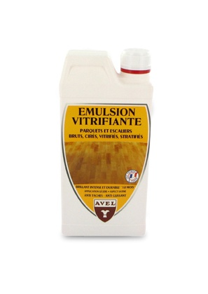 Varnishing Emulsion Wooden Floors AVEL