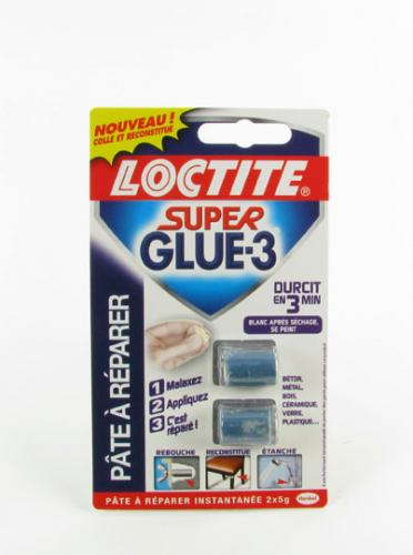 Reparing Paste Super Glue 3