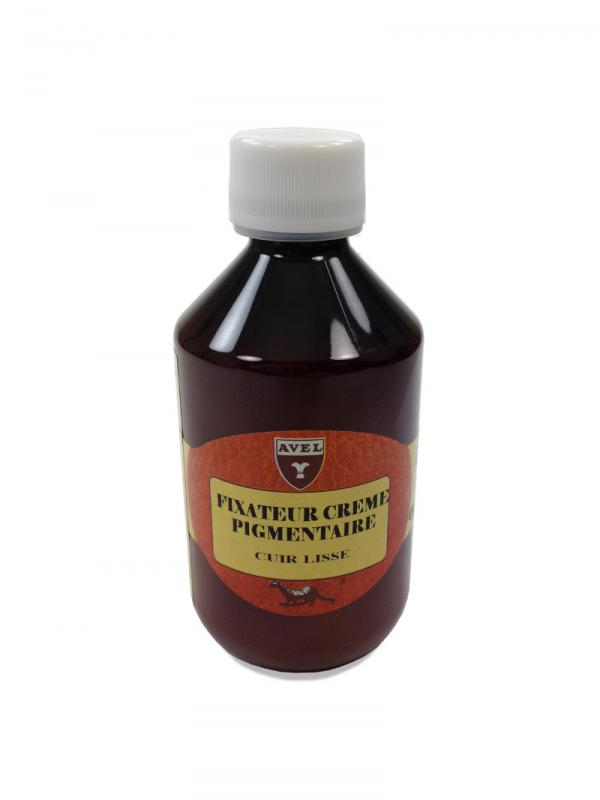 Pigmenting Cream Fixing Liquid AVEL