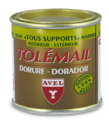 TOLEMAIL Gilt Paint