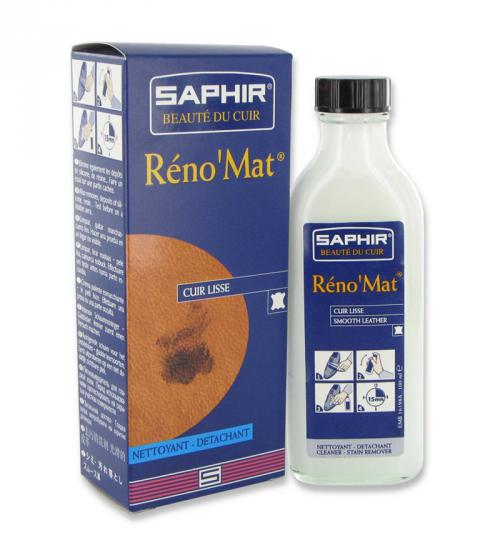 Leather Cleaner RENOMAT Saphir
