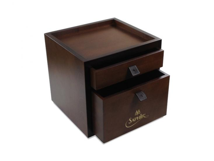 Presentation Box with Drawer Médaille d'Or Rosewood