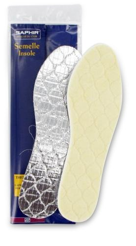 Thermal Insoles Wool-Aluminium SAPHIR