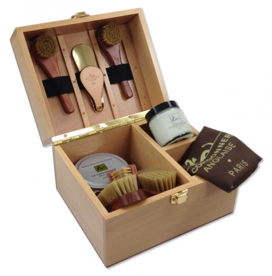Presentation Box Groom Natural