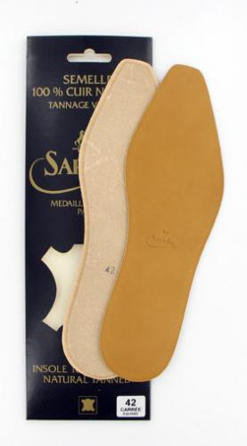 Leather Insole Gold Medal Square Tip