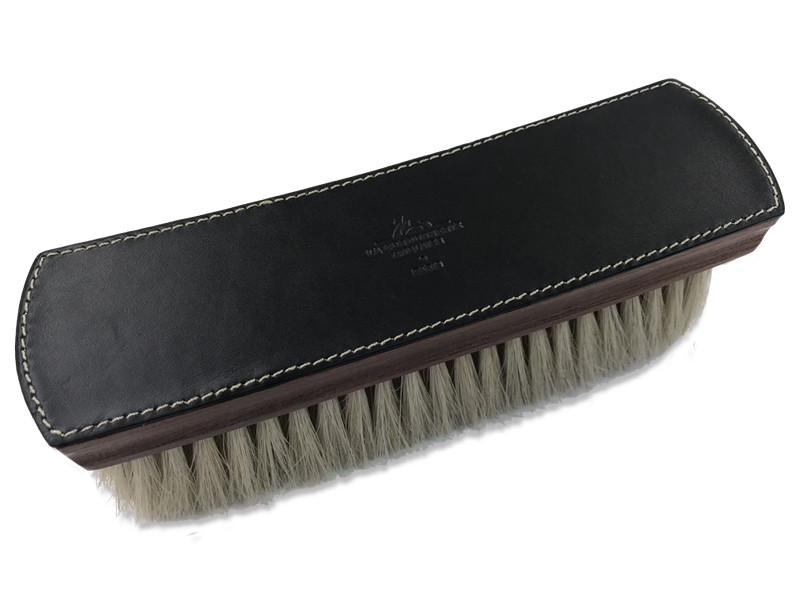 Shoe Shiner Brush With Leather Covering LCA_thumbnail