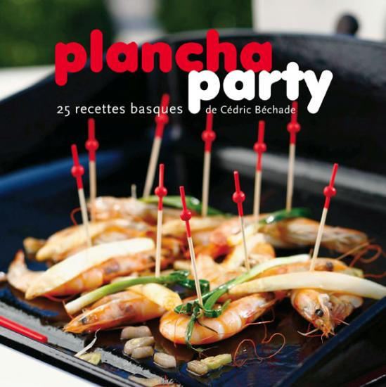 Recipe Collection Plancha Party ENO