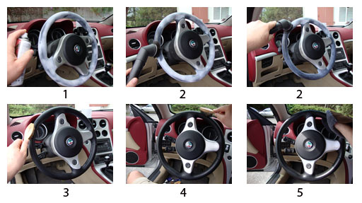 tips to caring for sticky steering wheels and gearsticks. Black Bedroom Furniture Sets. Home Design Ideas